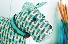 Make & Sell A Plush Puppy