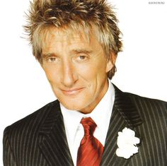 Rod Stewart. Absolutely love his covers of American classics.