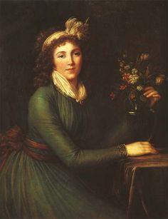 Countess Anna Sergeevna Stroganov née Princess Trubetskaya (1765-1824)