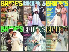 Bride& 1977 magazine collection - scanned - 6 issues in Collectibles, Paper, Ephemera, 1980s Wedding, 1970s Wedding Dress, Wedding Dresses, 1960 Dress, Vintage Bridal, Formal Wedding, Bridal Style, New Look, Bridesmaid Dresses