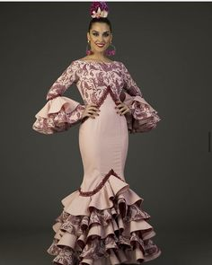 Traditional Outfits, Dresses With Sleeves, Long Sleeve, Clothes, 3, Colors, Fashion, Templates, Pink