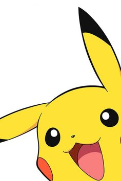 Pikachu close up