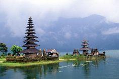 Webcam desde la Isla de Bali, Indonesia