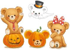 UniBEARsity Disney Dream, Cute Disney, Disney Girls, Disney Art, Walt Disney, Bear Wallpaper, Disney Wallpaper, Duffy The Disney Bear, Disney Illustration