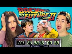 Teens React to Back To The Future 2