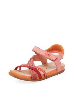 Hortet Open-Toe Sandal by Camper at Gilt