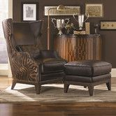 Found it at Wayfair - Forbes Accent Chair and Ottoman