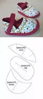 Baby shoes or doll shoes pattern Doll Shoe Patterns, Baby Shoes Pattern, Baby Patterns, Sewing Patterns, Dress Patterns, American Girl Clothes, Girl Doll Clothes, Girl Dolls, Baby Dolls