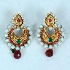Designer Beautiful Earrings