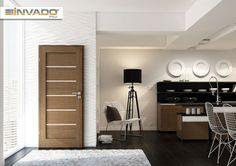 Skrzydło drzwiowe Domino 4  #vox #wystrój #wnętrze #drzwi  #inspiracje #projektowanie #projekt #remont #pomysły #pomysł #interior #interiordesign #moderndoors #homedecoration #doors  #door #drewna #wood #drewniana  #drzwiwewnętrzne