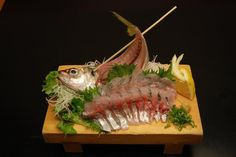 Japan Spanish Mackerel (Aji) Sashimi   Yelp