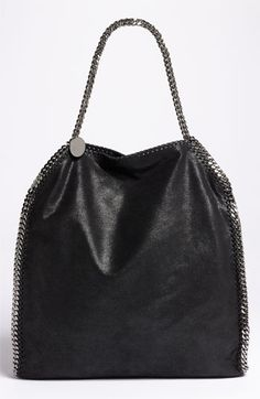 Stella McCartney  Falabella - Large  Shaggy Deer Tote available at   Nordstrom Tote Handbags 56c8fde65dcba