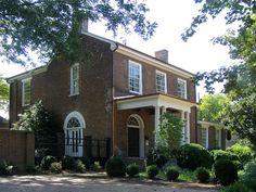 Huntsville, Alabama Built in 1819