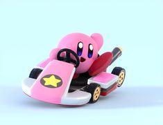 He NEEDS to be in Mario Kart! Mario Kart 8 Deluxe DLC please Nintendo!