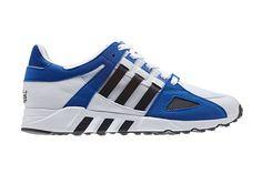adidas O.G. EQT Guidance '93 -  White/Black/Royal Blue