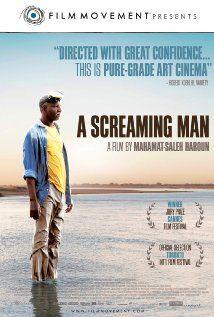 Un homme qui crie = A screaming man (Chad) / HU DVD 9131 / http://catalog.wrlc.org/cgi-bin/Pwebrecon.cgi?BBID=9246092