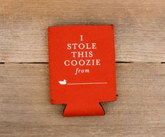 Southern Marsh Collection — Southern Marsh Coozie - Limited Edition [I need this since everyone takes my coozies!]