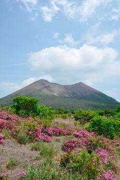 Ohachi Mt. Kirishima, Kagosima