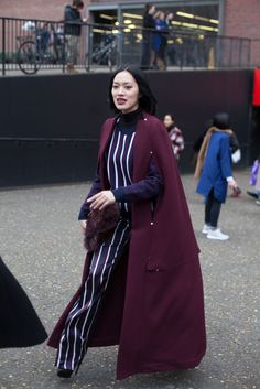 Selfridges buyer Tiffany Hsu. Photo: Emily Malan/Fashionista