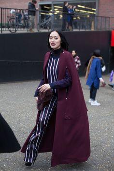 Selfridges buyer Tiffany Hsu. Photo: Emily Malan/Fashionista
