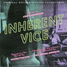 """Jonny Greenwood performs the Radiohead-penned tune """"Spooks,"""" off the soundtrack to Paul Thomas Anderson's film Inherent Vice, with members of Supergrass and voiceover by Joanna Newsom.  CD/LP/MP3/FLAC"""