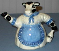 Cow Ornaments, Cow Art, Teapots, Jar, Home Decor, Decoration Home, Room Decor, Home Interior Design, Jars
