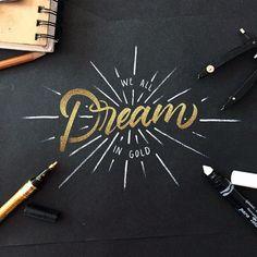 Fantastic lettering work by graphic designer and calligraphy artist David Milan.  More lettering inspiration Visit his website