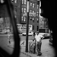 Vivian Maier. June 19, 1961, Chicago.