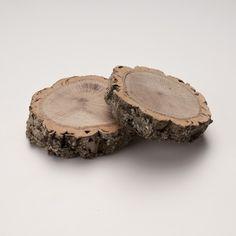 I've got a stack of old logs in my yard. Anyone want custom cut coasters? Oak or Eucalyptus!