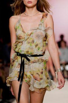 Isabel Marant Spring 2014 - Details