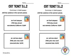 Unknown Words And Multiple Meaning Words Exit Tickets  Context