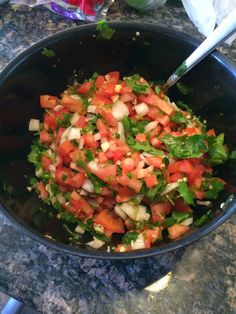 21 Day Fixed approved Pico De Gallo