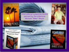 International Suspense Books Written by Michael Meyer