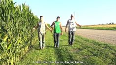 All I Do Is Farm (All I Do is Win Parody) -Feat. Lil' Fred and Farmer Derek.  The Peterson Farm Bros