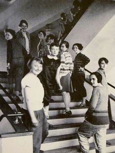 Women of the Bauhaus