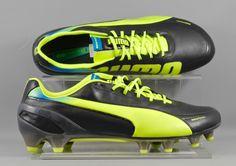 59183736755 102859-01 Puma EvoSpeed 1.2 leather FG