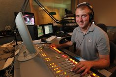 Communication studies at Cal U prepares students for careers in radio, TV or public relations. #caluofpa