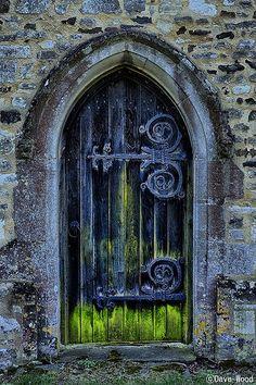 Holy Trinity Church Door, Liverpool