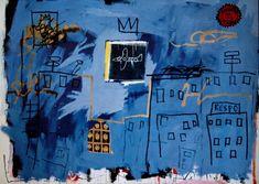 Jean-Michel Basquiat - Underground Art - NeoExpressionism - Affiche - Sans titre (1981)