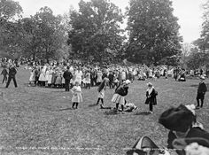 Children's Day, Central Park, New York, ca. 1905History in Photos: Detroit Publishing - New York City