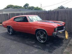Chevy Chevelle Ss, Chevy Chevrolet, Car Wrap, Muscle Cars, My Dream, Old School, Classic Cars, American, Vehicles