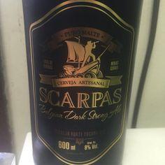 Scarpas Belgian Dark StrongAle