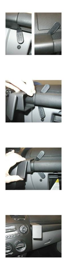 Brodit ProClip VW Volkswagen Beetle #853418 Easy installation within seconds - just simply clip it on. Safe and convenient - always within easy reach and better than windshield suction cup. No special tools required, the dashboard will not be damaged. This ProClip is suitable for: Volkswagen Beetle 98-10 (For all countries). Position: Angled Mount.  #Brodit #Wireless