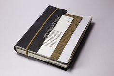 "To Loud A Solitude 設計: 王俐婷 靈感來自於捷克作家赫拉巴爾的""過於喧囂的孤獨"",  當今小說多以文字為主,此專案嘗試以不同的印刷手法與紙張來表現小說內容,  以""體驗""的方式使讀者透過與紙張的互動,進而更加瞭解內容。  以水泥磚打造小說包裝,表現出喧囂,孤獨的沈重感與對比性。"
