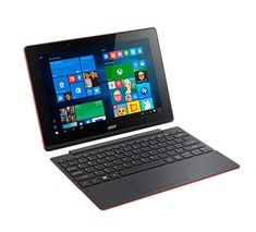 Acer Aspire 2 in 1 Netbook - 1280 x 800 Touchscreen - In-plane Switching (IPS) Technology - Intel Atom Quad-core Core) GHz - 2 GB - Windows 10 Home - Hybrid - Gray - HD Graphics - Bluetooth - Front Camera/Webcam - 2 Megapixel Rea Windows 10, Refurbished Laptops, Camera World, Cool Tech Gadgets, New Laptops, Laptops Online, Acer Aspire, E 10, Best Camera