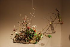 """The Last Wilderness for Patent Nr. PBR'RYN2008019"" (2013) is a mixed media; Gerda Steiner and Jörg Lenzlinger"