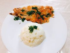 Μπακαλιάρος ψητός Tandoori Chicken, Fish, Ethnic Recipes