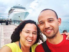 Partiu Miami em alto estilo. Calma! Estamos de carro não de navio. Fiquem ligados no canal mais tarde tem vídeo. #miami #miamibeach #keybiscayne #southbeach #florida #floridabeaches #estadosunidos #ferias #viagem #tbt