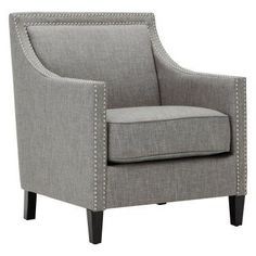 Comfort Pointe Taslo Accent Chair Gray - 8018-35, CFTP094-6