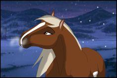 Hey y'all I'm Cocoa! I am nice and kind and I have a temper I am laid back and I am good with foals. Spirit The Horse, Spirit And Rain, Horse Animation, Animation Film, Caballo Spirit, Donkey Drawing, Spirit Drawing, Island Horse, Nostalgic Art